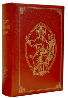 Daily Roman Missal, 7th Ed., Large Print with Additional Eucharistic Prayers