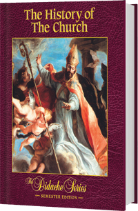 The History of the Church, Semester Edition - <b>HARDCOVER</b>