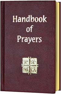 Handbook of Prayers (Standard Print, Hardcover)