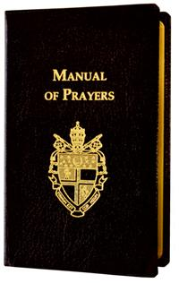 Manual of Prayers, Black