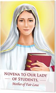 Novena to Our Lady of Students