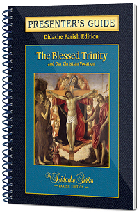 The Blessed Trinity - <i>Parish Series</i> - <b>PRESENTER'S GUIDE</b>