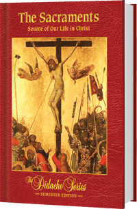 The Sacraments - Semester Edition - <b>HARDCOVER</b>