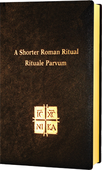 Rituale Parvum (Large Print, Genuine Leather)