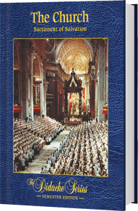 The Church - Semester Edition - <b>HARDCOVER</b>