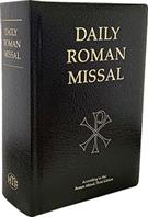 Daily Roman Missal, 7th Ed., Standard Print (Bonded Leather, Black)