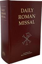 Daily Roman Missal, 7th Ed., Standard Print (Hardcover, Burgundy)