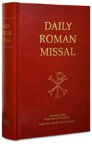 Daily Roman Missal w/ Devotions and Prayers, 7th Ed., Large Print, Hardcover