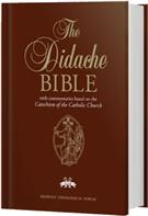 The Didache Bible (NABRE), Hardcover