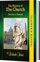 The History of the Church Teacher's Manual, Revised 1st Complete Course Edition
