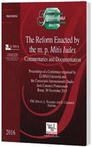 The Reform Enacted by the m.p. <i> Mitis Iudex </i>