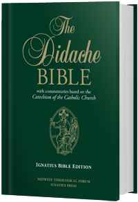 The Didache Bible (RSV2CE), Hardcover