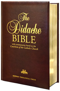 The Didache Bible (NABRE), Leather